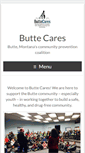 Mobile Preview of buttecares.org